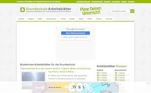 http://www.grundschule-arbeitsblaetter.de/