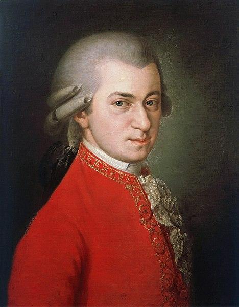 Wolfgang A. Mozart